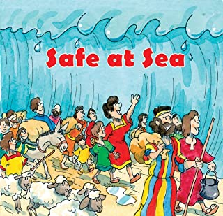 Safe at Sea (Board Books Shaped)