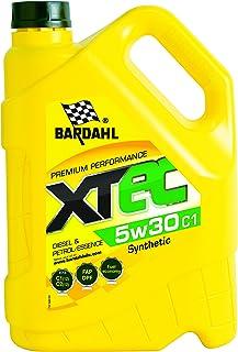 Bardahl 36863 olie XTEC 5W30 benzine & diesel FAP C1-12 (VL)