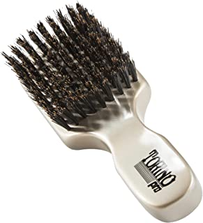 Torino Pro Wave Brush #880 By Brush King - Soft 360 Waves Club Brush for 360 waves - Great for connections and angles