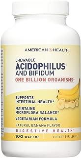American Health Acidophilus Chew Banana