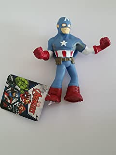 Imperial Marvel Captain America Stretchable Figure