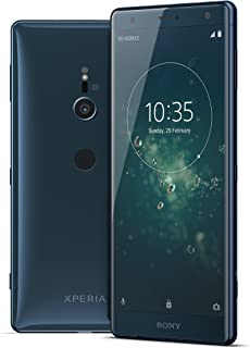 "Sony Xperia XZ2 Unlocked Smarphone - Dual SIM - 5.7"" Screen - 64GB - Deep Green (US Warranty)"