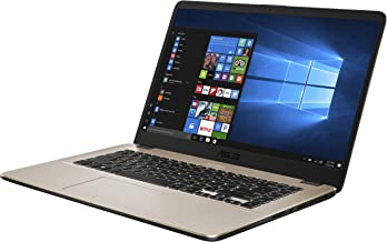 "ASUS VivoBook 15 ( AMD Quad Core R5-2500 /8 GB/1TB / 15.6"" FHD/ Windows 10 )  X505ZA- EJ509T ( Icicle Gold /1.6 kg)"
