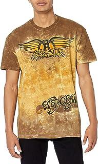 Liquid Blue Men's Aerosmith Ray Logo T-Shirt