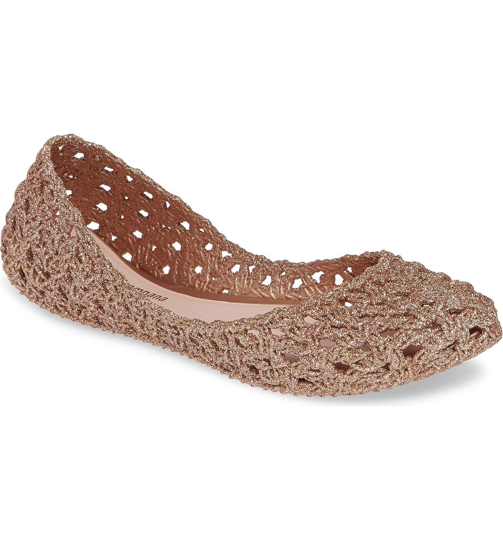 [メリッサ] レディース パンプス Campana Croc Flat (Women) [並行輸入品]