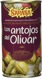 Amazon.es: Olivas, encurtidos y condimentos: Alimentación y ...