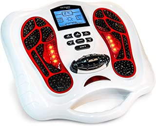 Máquina masajeador de pies Circulation Plus con EMS y TENS,