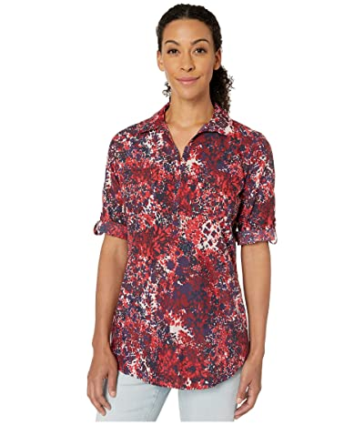 Royal Robbins Expedition Chill Stretch Tunic (Scarlet) Women