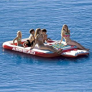 قارب قابل للنفخ مسطح بتصميم كول ايلاند يتسع لستة اشخاص من اير هيد، AHCI-1