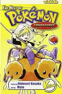 The Best of Pokemon Adventures: Yellow
