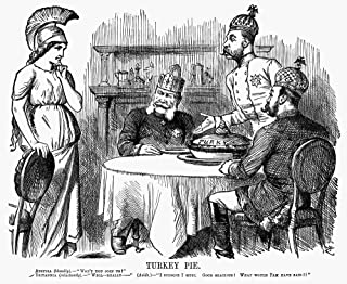 Bosnian Insurrection 1876 NTurkey Pie The Emperors Of Austria-Hungary Germany And Russia Invite Britannia To Join Their Ef...