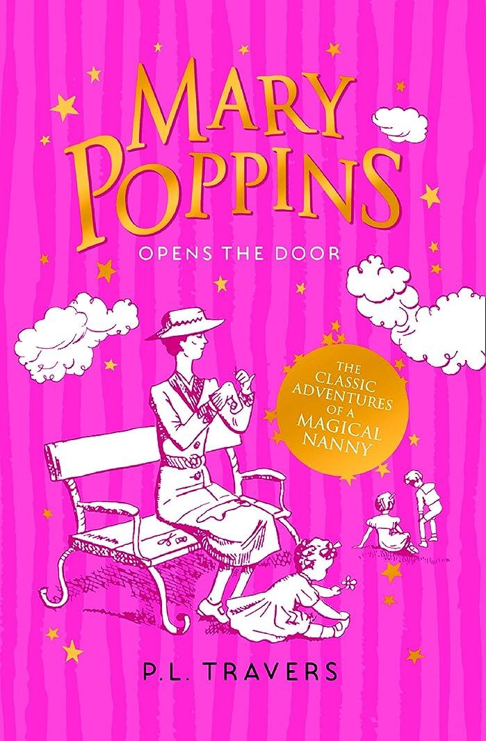 回復衰えるフィクションMary Poppins Opens the Door (Mary Poppins series Book 3) (English Edition)