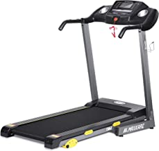 MaxKare Folding Treadmill Electric Motorized Running Machine 17'' Wide Tread..