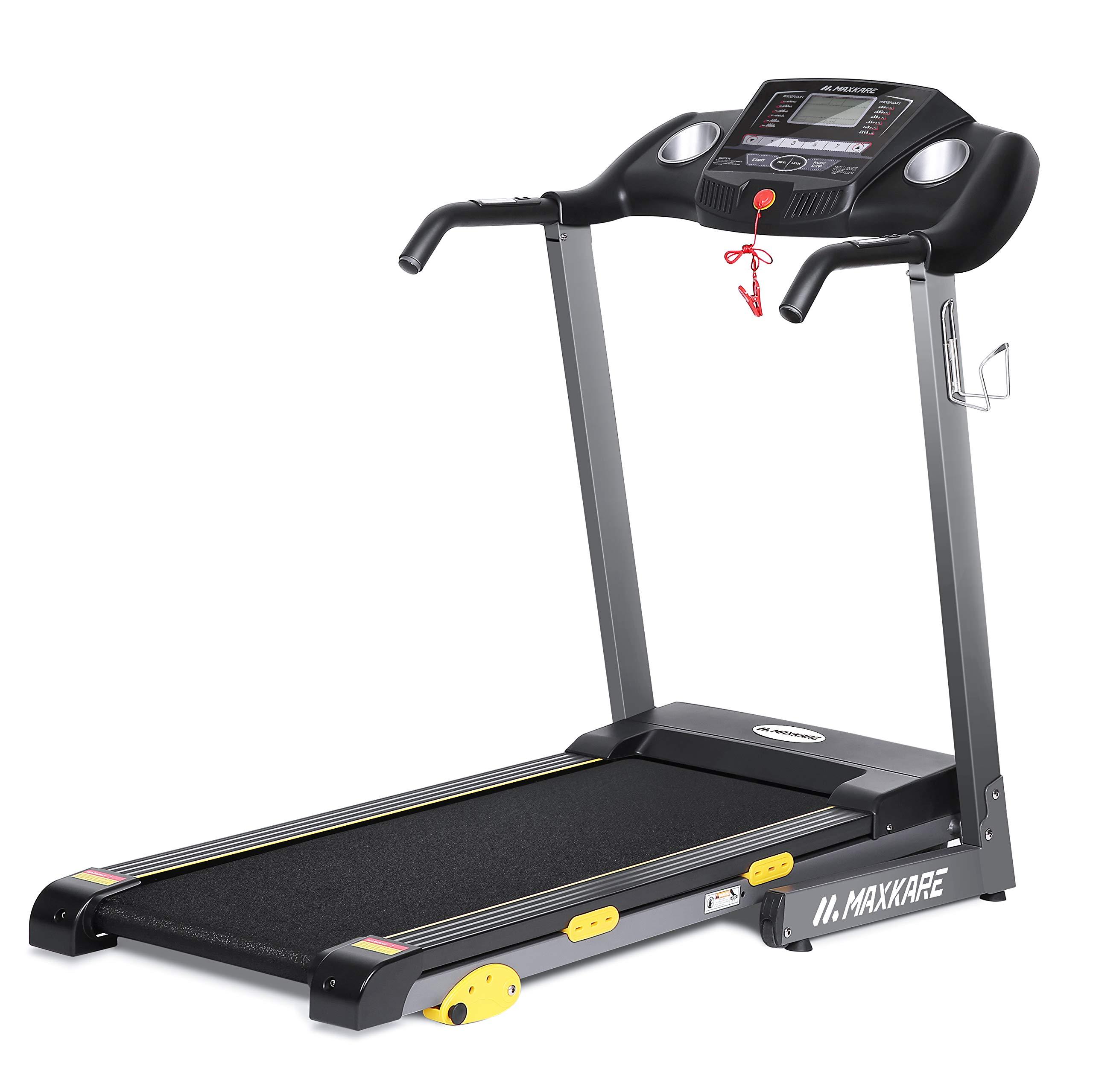 MaxKare Treadmill Pre Set Programs Assembly