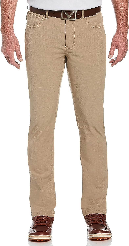 Callaway Men's Everplay Same day shipping Golf Pant 5-Pocket NEW