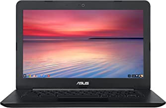 ASUS C300 13.3 Inch Chromebook (Intel Celeron, 4GB, 32GB SSD, Black)