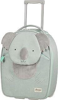 Samsonite Happy Sammies Upright Maleta Infantil 45 cm, 23 L Gris (Koala Kody)
