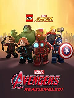 lego marvel super heroes avengers reassembled cast