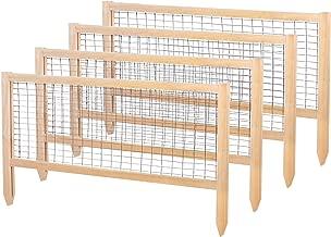 Best modular garden fence system Reviews