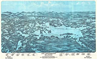 Best lake winnipesaukee wood map Reviews