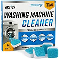 Deals on 24-Pack Active Washing Machine Cleaner Tablets