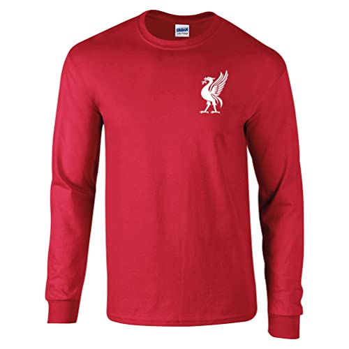 quality design 6ad60 cec61 Liverpool Retro Shirt: Amazon.co.uk