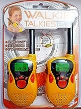 Lollipop Toys Children's Working Walkie Talkies with Flexible Antennas