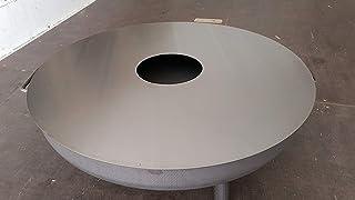 Feuerplatte | Grillring | Grillplatte | Plancha 85 cm