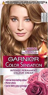 Garnier Color Sensation Crema Permanente 7.0 delicado Opal Rubio