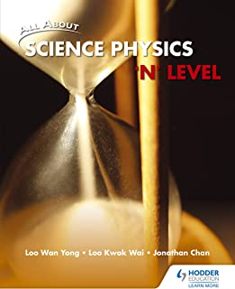 All About Science Physics 'N' Level Textbook