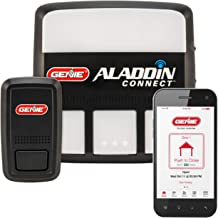 Genie Aladdin Connect – Smart Garage Door Opener – Compatible with Amazon Alexa and Google Assistant - Monitor, Open and Close from Anywhere with a Smartphone (iPhone or Android),(Item Ships in Bag)