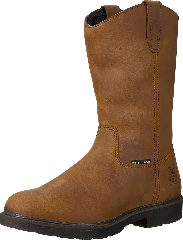 Georgia Unisex-Adult GB00085 Mid Popular standard shipfree Calf Boot