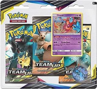 Pokémon TCG: Sun & Moon—Team Up Three-Booster Blister