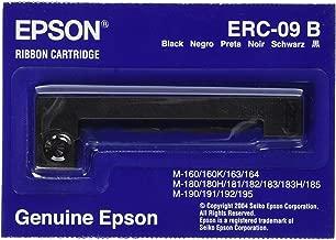 10 PACK Black Printer Ribbon for EPSON ERC-09B, DT6000, ER-700, ERC-09, FE-700