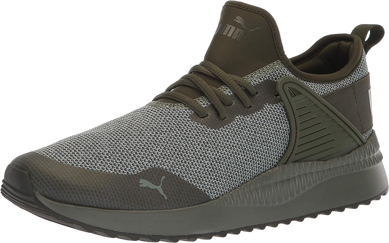Puma - Mens Pacer Next Cage Knit shoes