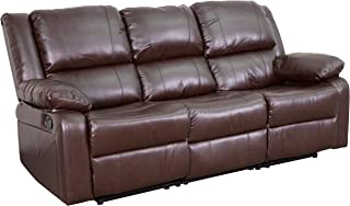 Phenomenal Amazon Com Used Leather Sofas Couches Living Room Machost Co Dining Chair Design Ideas Machostcouk