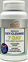 7 day colon cleanse by The One Minute Miracle