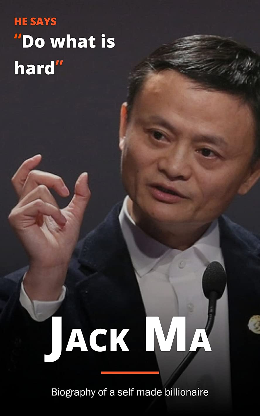 ハッチドライブ一回Jack Ma: Biography Of A Self Made Billionaire (English Edition)