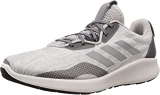 Adidas purebounce+ street m Men's Road Running Shoes, Black (Core Black/Trace Grey Met. F17/Ftwr White), 8.5 UK (42 2/3 EU),B96360