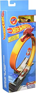 Hot Wheels Classic Stunt Set 3, Multicolor