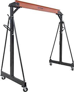 Titan Adjustable Gantry Crane - 4000 lb Capacity