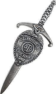 law enforcement kilt pin