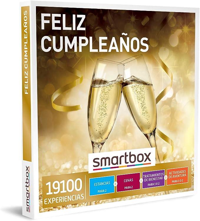 29 opinioni per Smartbox- Cofanetto regalo uomo donna coppia idea regalo- Buon compleanno- 19100
