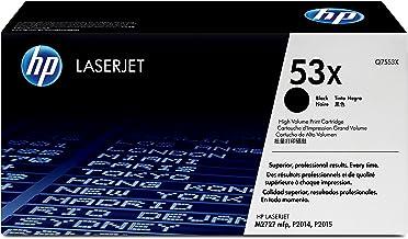 HP 53X   Q7553X   Toner Cartridge   Black   High Yield