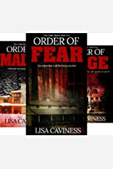 The Order Series (4 Book Series) Kindle Edition