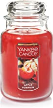 Yankee Candle Large Jar Candle, Apple Pumpkin