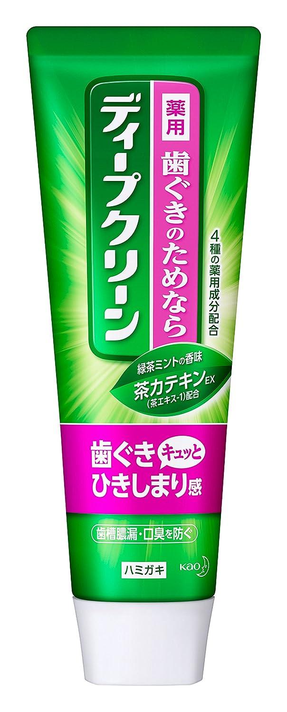 ビット酸度解放するディープクリーン 薬用ハミガキ 160g