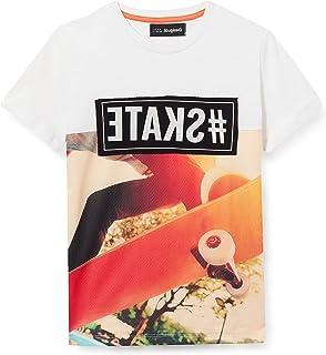Desigual TS_Adrian T-Shirt Bambino
