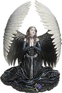 Design Toscano 8 in. Prayer for The Fallen Angel Statue [Kitchen]