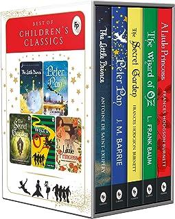 Best of Children s Classics (Set of 5 Books)